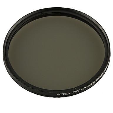 fotga® Pro1-d 58mm ultra slim mutistrat cpl Filtru circular de lentile de polarizare