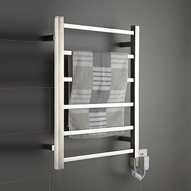 Havlu Çubuğu Yüksek kalite Çağdaş Paslanmaz Çelik 1 parça - Otel banyo Havlu Isıtıcıları