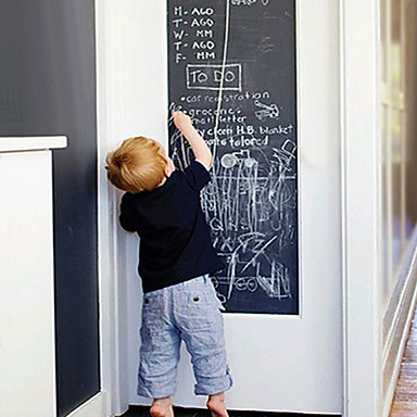 Chalkboard Wall Stickers Blackboard Wall Stickers Decorative Wall Stickers, Vinyl Home Decoration Wall Decal Wall