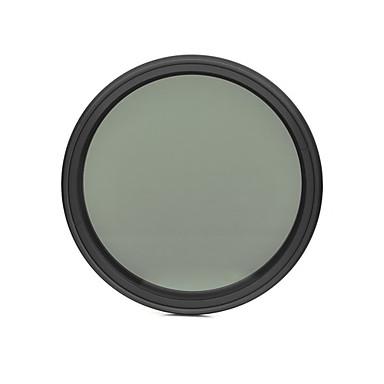 fotga® 72mm fader subțire nd filtru reglabil ND2 cu densitate neutră variabilă nd400