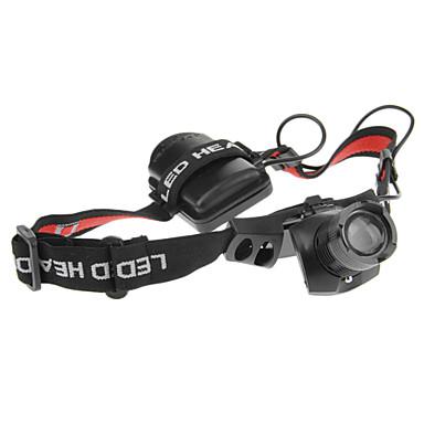 Stirnlampen LED 240lm 3 Beleuchtungsmodus einstellbarer Fokus / Taktisch Camping / Wandern / Erkundungen / Für den täglichen Einsatz /