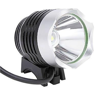 Iluminat Bicicletă Față LED LED Ciclism Reîncărcabil / Rezistent la apă 18650 1200lm Lumeni Baterie Camping / Cățărare / Speologie /