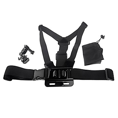 Chest Harness Accessories Monopod Mount / Holder High Quality For Action Camera Gopro 5 Gopro 4 Black Gopro 4 Session Gopro 4 Silver