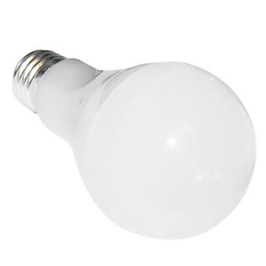 7W E26/E27 LED Kugelbirnen G60 30 Leds SMD 5630 Abblendbar Warmes Weiß 500lm 2700K AC 220-240V