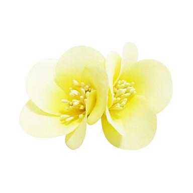 Ženy Peří Látka Přílba-Neformální Květiny