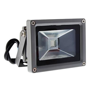 10W 1xIntegrate rezistent la apa RGB LED-uri de lumină de inundații de lumină (85-265V)
