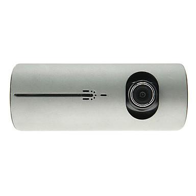 billige Bil-DVR-R300 dobbel linse bil DVR-kamera med 2,7 lcd gps logger g-sensor