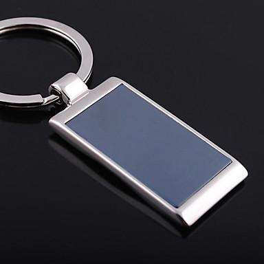 Personalizate gravate cadou dreptunghi keychain