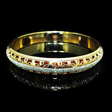 Stylish Alloy Gold Women's Bracelet
