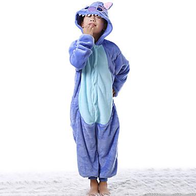 Kigurumi Pijamale Monster Costume Kigurumi Leotard / Onesie Cosplay Festival / Sărbătoare Sleepwear Pentru Animale Halloween Peteci Pentru