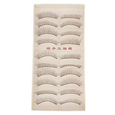 Others Volumized Natural Eyelash Classic High Quality Single Open Lid Daily