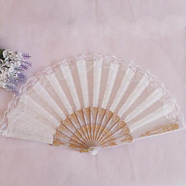 billige Vifter og parasoller-Fest / aften / Avslappet Materiale Bryllupsdekorasjoner Blomster Tema / Ferie / Klassisk Tema Alle årstider