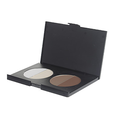 4 Øjenskyggepalette Tør / Mineral Øjenskygge palet Pudder Stor Daglig makeup