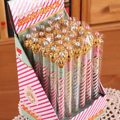 Pencil pero Tehničke olovke pero, plastika Crn Slučajne Boje tinta boje For Školski pribor Uredski pribor Pakiranje od
