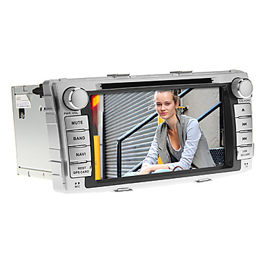 6.95Inch 2 DIN In-Dash Car Player for Toyota Hilux 2012-2013 with GPS,BT,IPOD,RDS,Touch Screen
