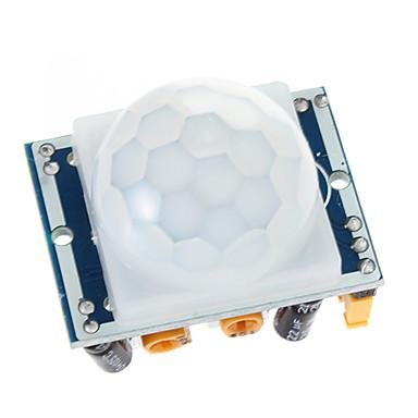 HC-SR501 Stellen IR-PIR-Bewegungsmelder PIR-Detektor-Modul