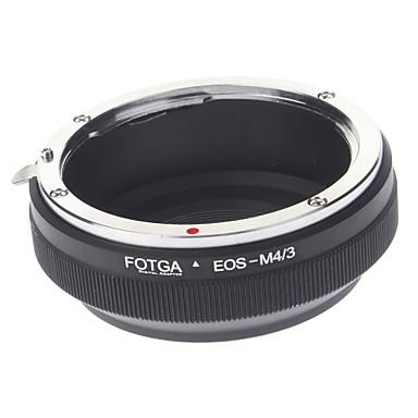 fotga® eos-m4 / 3 lentile aparat de fotografiat tub adaptor / extensie digitală