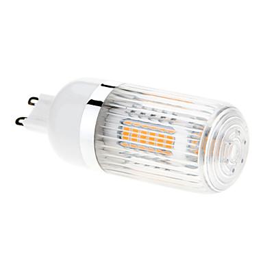 680-760 lm G9 LED Mais-Birnen T 27 Leds SMD 5630 Warmes Weiß Wechselstrom 85-265V