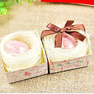 Wedding Gift Mini Transparent Bird Egg Soap 29g Cosmetic Beauty Care Makeup for Face