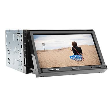 7inch android 6.0 2 v palubní auto dvd přehrávač s GPS, 4g, vestavěný wifi, rds, bt, multi-touch kapacitní