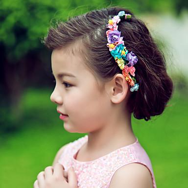Kristal / Tekstil / Papir tijare / Trake za kosu / Cvijeće s 1 Vjenčanje / Special Occasion / Zabava / večer Glava