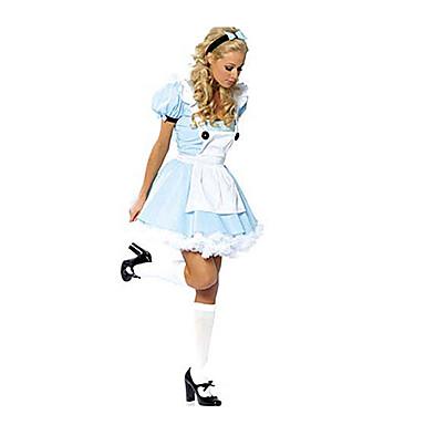 Prințesă DinBasme Costume Cosplay Costume petrecere Feminin Halloween Carnaval Festival / Sărbătoare Costume de Halloween Peteci