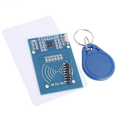 rfid-rc522 rfid-modul rc522 kits s50 13,56 mhz 6 cm mit tags spi schreiben& lesen Sie für Himbeere Pi