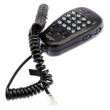 YAESU MH-48A6J Handheld Mikrofon mit Digital-Tasten für FT-7800R / FT-8800R / FT-8900R - Schwarz