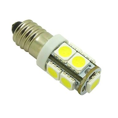 Auto Motorka Bílá 1W SMD 5050 5800-6300 Denní provozní světlo Osvětlení poznávací značky Postranní světlo Inspekční lampa Dvěřní osvětlení