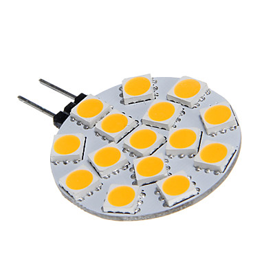 G4 Car Light Bulbs 4.5W W SMD 5050 240lm lm LED Interior Lights Foruniversal