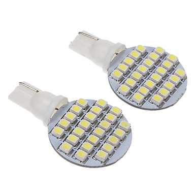 SO.K T10 Automatisch Lampen W SMD 3528 240lm lm Interior Lights ForUniverseel