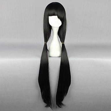Date A Live Kurumi Tokisaki Dámské 40 inch Horkuvzdorné vlákno Anime Cosplay Paruky