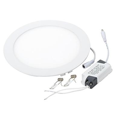 Потолочный светильник Утапливаемое крепление 90 светодиоды SMD 2835 Декоративная Тёплый белый 1300-1600lm 3000-3500K AC 85-265V