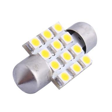 SO.K Auto Žárovky 3W W SMD LED lm interiérových svítidel