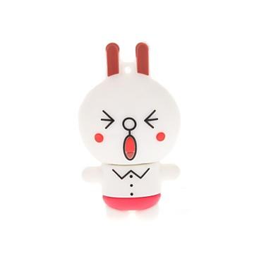 ZP Mad Bunny Character USB Flash Drive 8GB