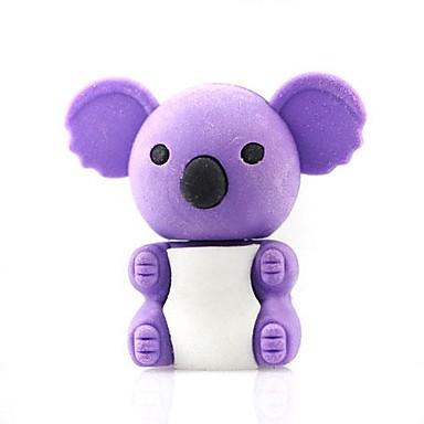 Cute Detachable Koala Shaped Eraser (2 PCS)