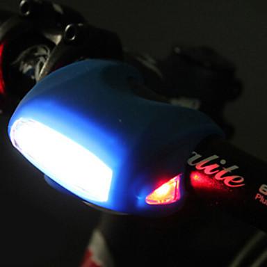 Fietsverlichting / veiligheidslichten LED Wielrennen Lumens Zonne-energie Fietsen-Acacia®