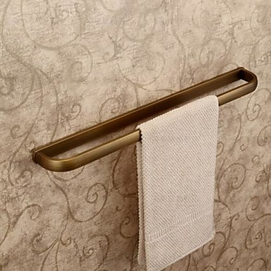 Handtuchhalter Gute Qualität Antike Messing 1 Stück - Hotelbad 1-Handtuchstange