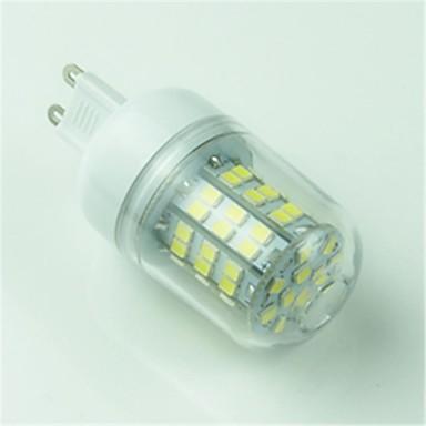 400 lm G9 Becuri LED Corn T 60 led-uri SMD 2835 Decorativ Alb Rece AC 220-240V