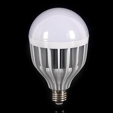2880-3240 lm E26/E27 LED Kugelbirnen G125 72 Leds SMD 5730 Warmes Weiß Wechselstrom 220-240V