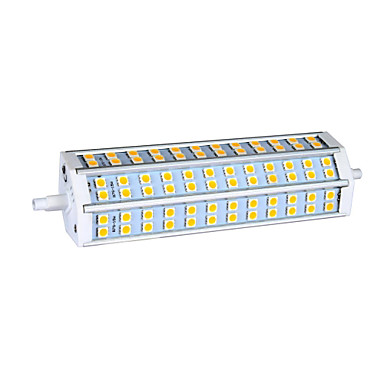15W R7S LED-maïslampen T 72 SMD 5050 950lm lm Warm wit AC 85-265 V