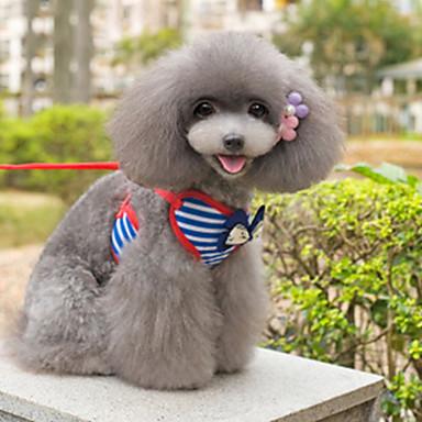 Hond harnassen Rood Blauw