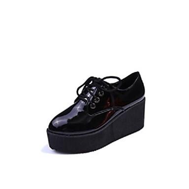 b36ad38b90c3 dámské boty na platformě Oxfords s krajkou-up boty více barev k dispozici