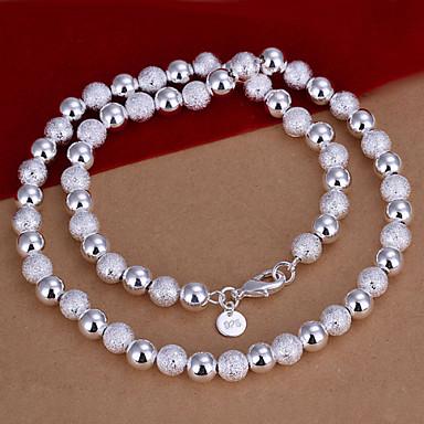 colier de argint colier de argint feminin colier clasic feminin