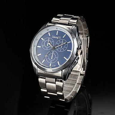 Bărbați Ceas de Mână cald Vânzare Aliaj Bandă Charm Argint