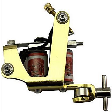 grafitt metall håndlaget tattoo maskingevær shader og liner