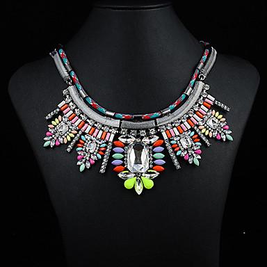 bijuterii JQ femei piatră prețioasă colier