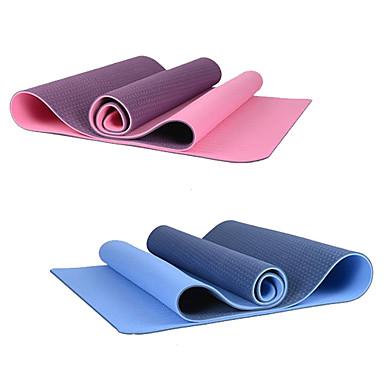 Yoga Mats 183.0*61.0*0.8 Non Slip Extra Lang mm voor