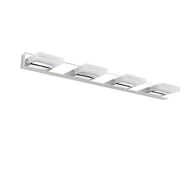 Modern / Zeitgenössisch Badezimmerbeleuchtung Metall Wandleuchte IP44 90-240V 3W
