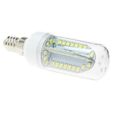 E14 LED-maïslampen T 84 SMD 2835 500 lm Koel wit AC 85-265 V